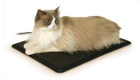 Extreme Weather Kitty Pad with Fleece Cover