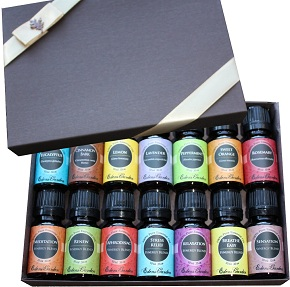 Pure and Natural Therapeutic Essential Oils