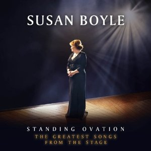 Susan Boyle Standing Ovation CD