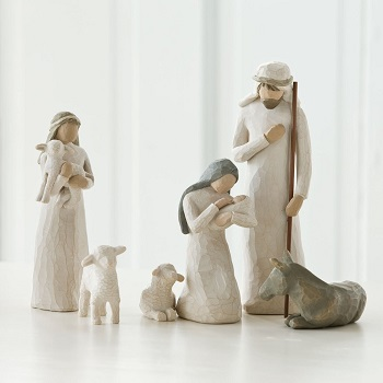 Willow Tree Nativity Set Home Gifts